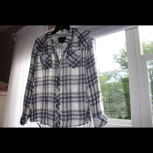 Rails Button Up Shirt